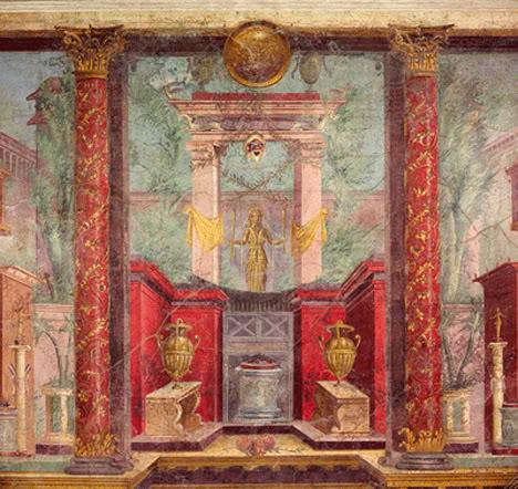 PompeiiWallArt