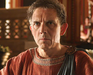 Cicero, HBO Rome series, as played by David Bamber
