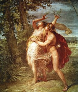 Apollo and Daphne, Andrea Appiani, 1794-1795